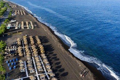 Santorini-Beach