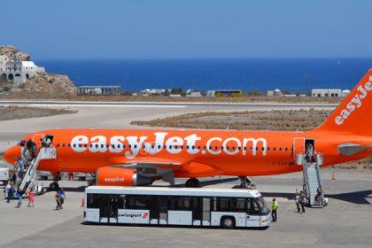 santorini transfer airport
